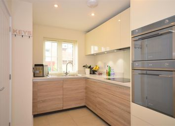 Thumbnail 3 bed semi-detached house for sale in Churchill Way, Horsham, West Sussex