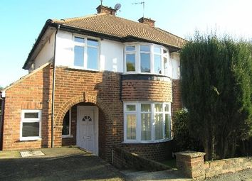 Thumbnail 3 bed semi-detached house to rent in High Brooms Road, Tunbridge Wells