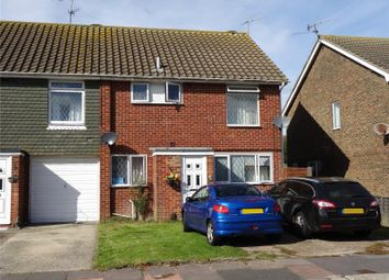 Thumbnail 4 bedroom end terrace house for sale in Upton Road, Tarring, Worthing