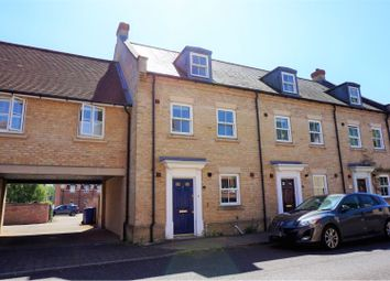 Thumbnail 3 bedroom town house for sale in Fen Way, Bury St. Edmunds