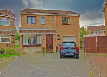 Thumbnail 4 bed detached house for sale in Heather Close, Selby