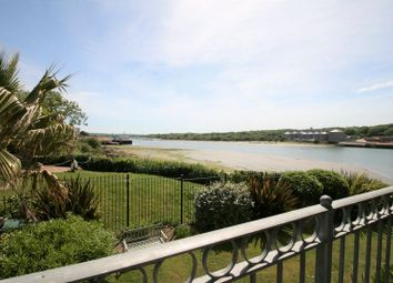 Thumbnail 2 bed flat for sale in Medina View, East Cowes