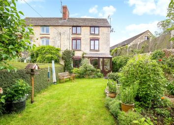 Thumbnail 3 bed semi-detached house for sale in Abbey Cottages, The Vatch, Stroud, Gloucestershire