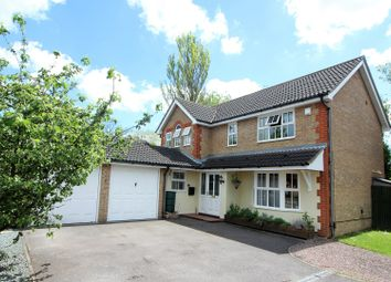 Thumbnail 4 bed detached house for sale in Bedgebury Close, Rochester