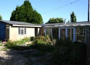 Thumbnail 1 bed bungalow for sale in Gore Road, New Milton, Hampshire