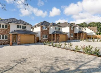 Thumbnail 5 bed detached house for sale in Main Road, Kingsleigh Park Homes, Benfleet