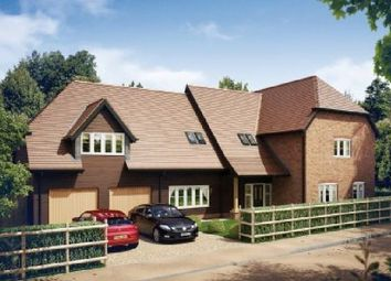 Thumbnail 5 bedroom detached house for sale in Upper Froyle, Hampshire