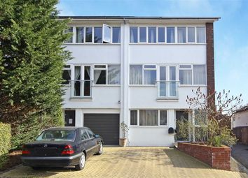 Thumbnail 5 bed property for sale in Burntwood Grange Road, London