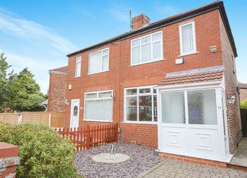 Thumbnail 2 bedroom semi-detached house for sale in Clovelly Road, Stockport
