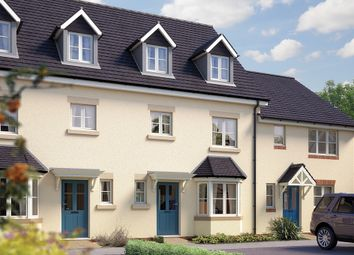 """Thumbnail 4 bed town house for sale in """"The Wimborne"""" at Sentrys Orchard, Exminster, Exeter"""