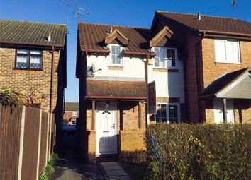 Thumbnail 2 bed semi-detached house to rent in Gower Park, College Town, Sandhurst
