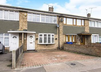 Thumbnail 3 bedroom terraced house for sale in Tilbury, Essex, .