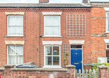 Thumbnail 3 bedroom terraced house for sale in Grant Street, Norwich