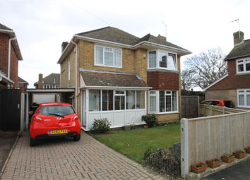 Thumbnail 3 bed detached house for sale in Warnham Gardens, Bexhill-On-Sea