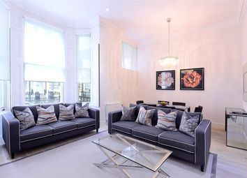 Thumbnail 4 bed flat to rent in Lexham Gardens, Kensington, London