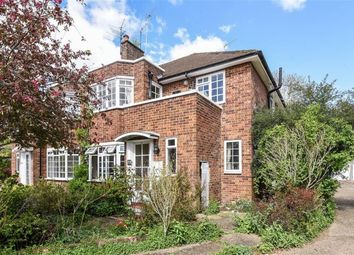Thumbnail 2 bedroom maisonette for sale in Bishops Close, Richmond, Surrey