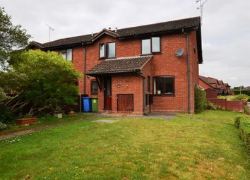 Thumbnail 2 bed end terrace house to rent in Horsham Road, Owlsmoor, Sandhurst