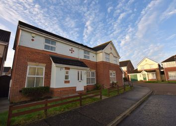Thumbnail 3 bed property to rent in Crown Meadow, Braintree