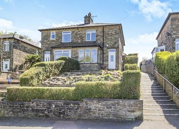 Thumbnail 2 bed semi-detached house for sale in Sowerby New Road, Sowerby Bridge