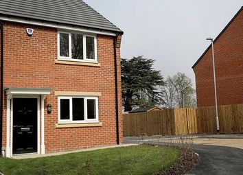 Thumbnail 3 bedroom end terrace house for sale in Fairway Red Hall, Fairway, Red Hall Darlington