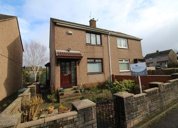2 bed semi-detached house for sale in Lomond Crescent, Whitburn EH47