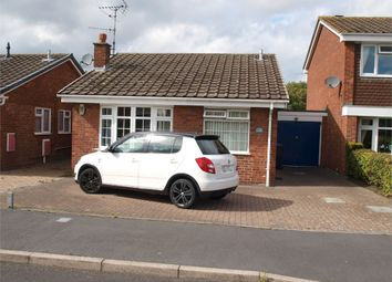 Thumbnail 2 bed detached bungalow for sale in Halcyon Way, Burton-On-Trent, Staffordshire