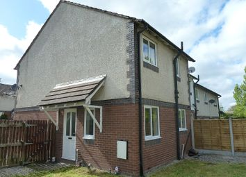 Thumbnail 1 bed end terrace house to rent in Scotby Gardens, Carlisle