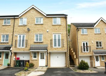 Thumbnail 3 bed end terrace house for sale in Astwick Close, East Morton, Keighley, West Yorkshire