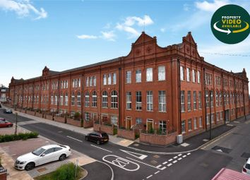 Thumbnail 1 bed property for sale in Wheatsheaf Works, Knighton Fields, Leicester
