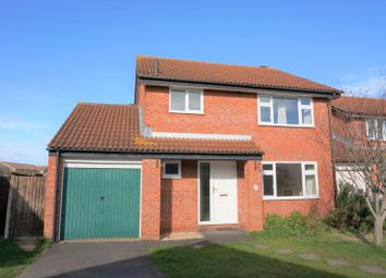 Thumbnail 4 bed detached house for sale in Bluebell Close, Taunton