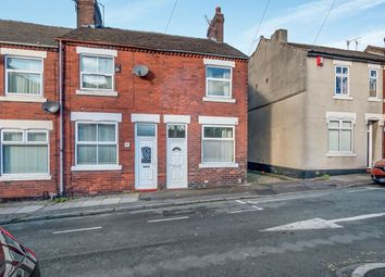 Thumbnail 2 bed terraced house to rent in Kelsall Street, Stoke-On-Trent