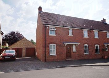 4 bed semi-detached house for sale in Osmond Drive, Wells BA5