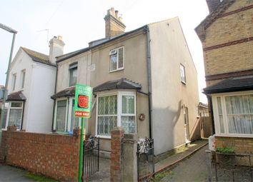 Thumbnail 3 bed semi-detached house for sale in Wendover Road, Staines-Upon-Thames, Surrey