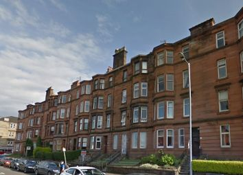 Thumbnail 2 bed flat to rent in Crow Road, Broomhill, Glasgow
