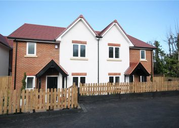 Thumbnail 3 bed semi-detached house for sale in Banstead Surrey