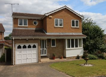 Thumbnail 4 bed detached house for sale in Heather Close, Moorgate, Rotherham, South Yorkshire