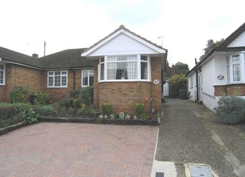 Thumbnail 2 bed bungalow for sale in Herkomer Road, Bushey
