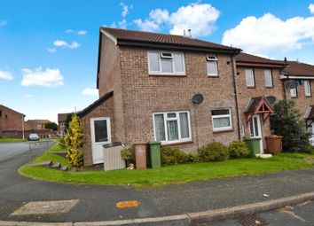 Thumbnail 1 bed end terrace house for sale in Jenkins Close, Staddiscombe, Plymstock, Devon