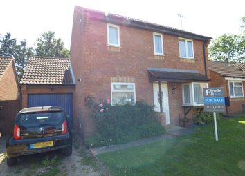 Thumbnail 3 bed detached house for sale in Fletton Fields, Fletton