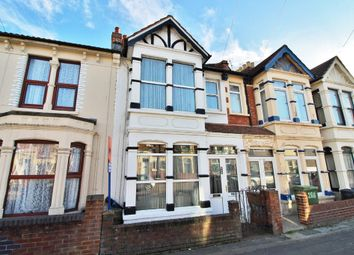 Thumbnail 3 bed terraced house for sale in Powerscourt Road, North End, Portsmouth