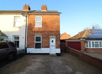 Thumbnail 3 bed end terrace house to rent in Halstead Road, Colchester