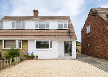 Thumbnail 3 bed semi-detached house for sale in Chiltern Drive, Newcastle Upon Tyne
