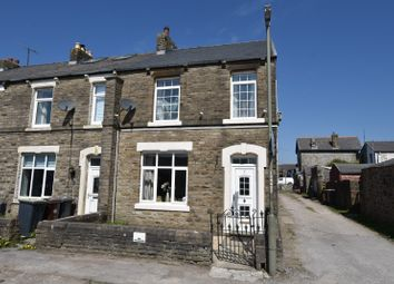 Thumbnail 3 bed end terrace house for sale in Alexander Road, Dove Holes, Buxton