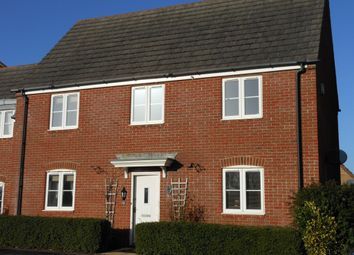 Thumbnail 5 bedroom link-detached house to rent in Manston Road, Fifehead Neville, Sturminster Newton, Dorset