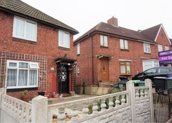 Thumbnail 3 bed end terrace house for sale in Unketts Road, Smethwick