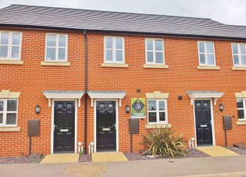 Thumbnail 2 bed terraced house to rent in East Street, Warsop Vale, Mansfield