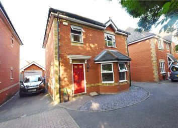 Thumbnail 3 bed detached house for sale in Foxglove Road, Rush Green, Essex