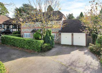 Thumbnail 5 bed detached house for sale in Mciver Close, Felbridge, Surrey