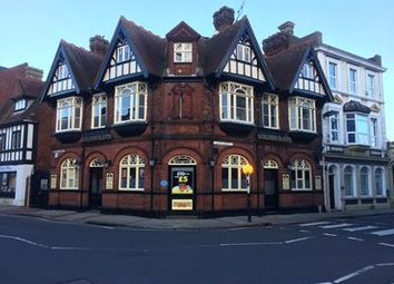 Thumbnail Leisure/hospitality to let in Former White Hart Pub, 1 East Street, Havant, Hampshire