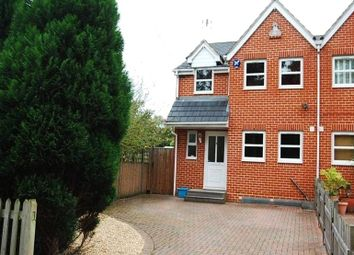 Thumbnail 5 bedroom semi-detached house to rent in Crown Cottages, Vicarage Road, Egham, Surrey